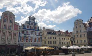Stettin Marktplatz