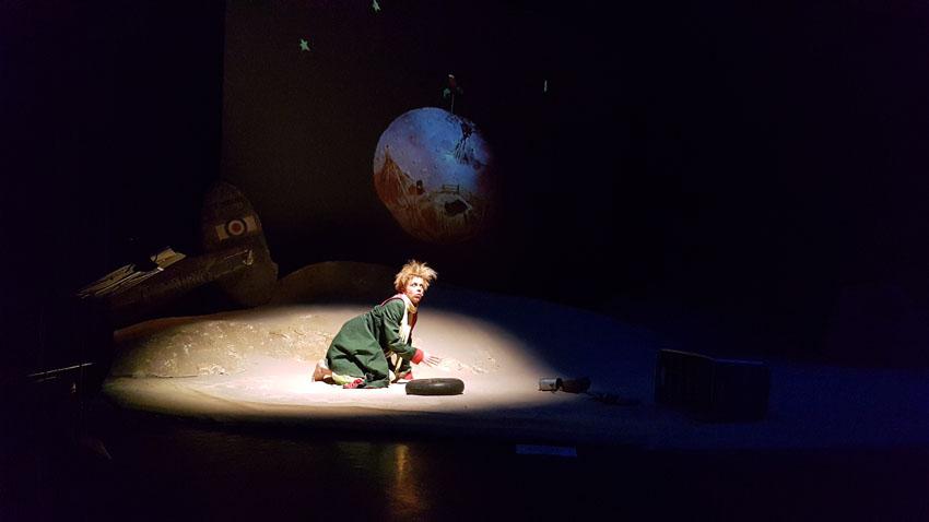 Theater Der kleine Prinz