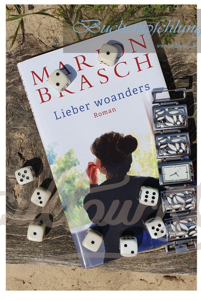 Marion Brasch Lieber Woanders