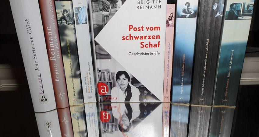 Brigitte Reimann: Geschwisterbriefe