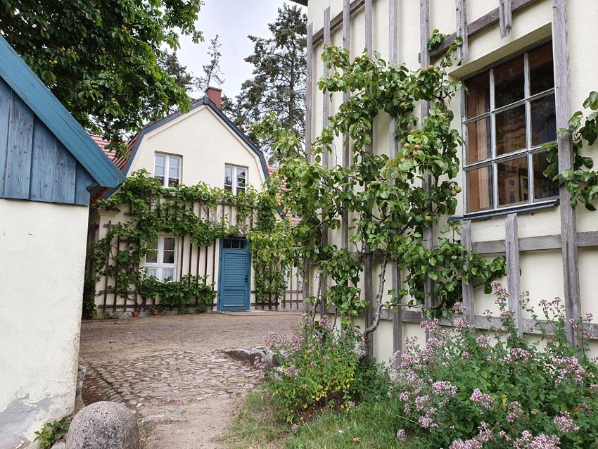 Fallada Haus Carwitz