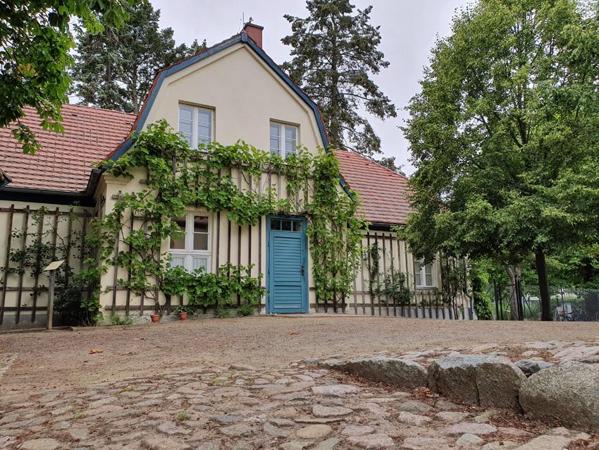 Fallada Wohnhaus Carwitz