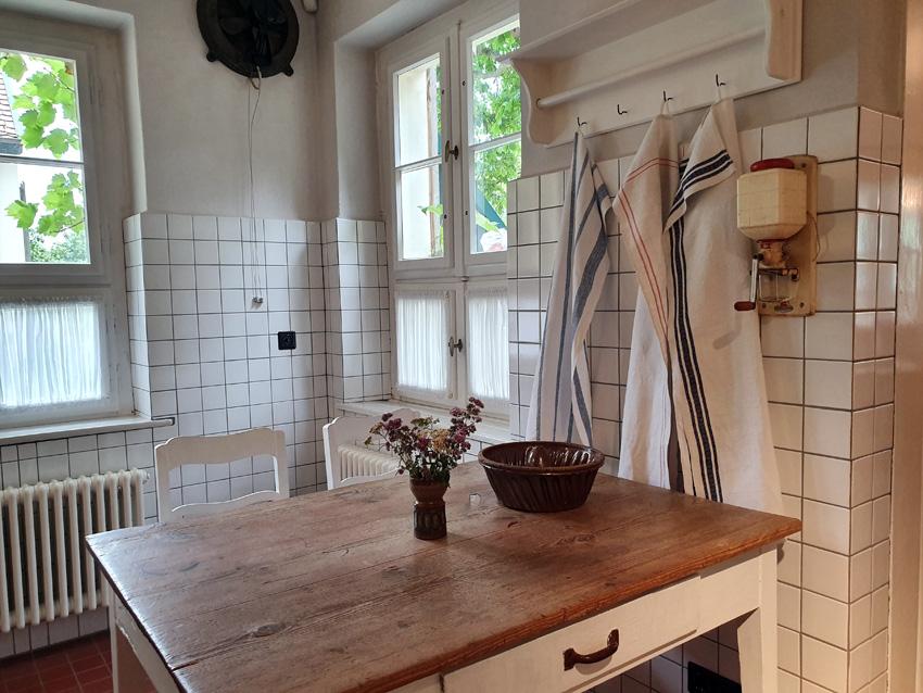 Falladas Küche