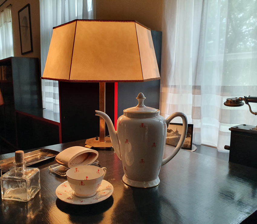 Falladas Kaffeekanne