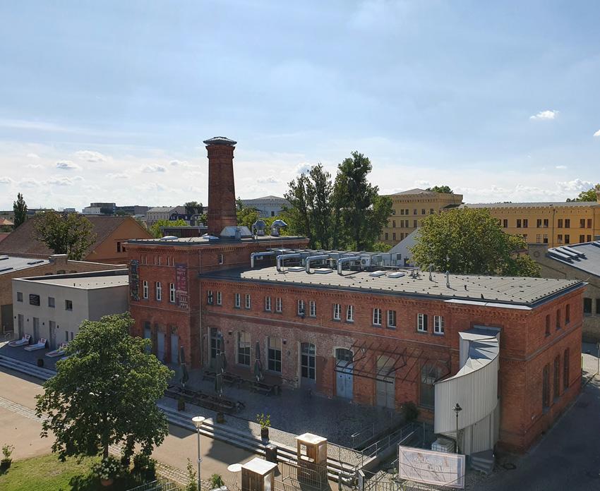 Open Air Kino Waschhaus Potsdam
