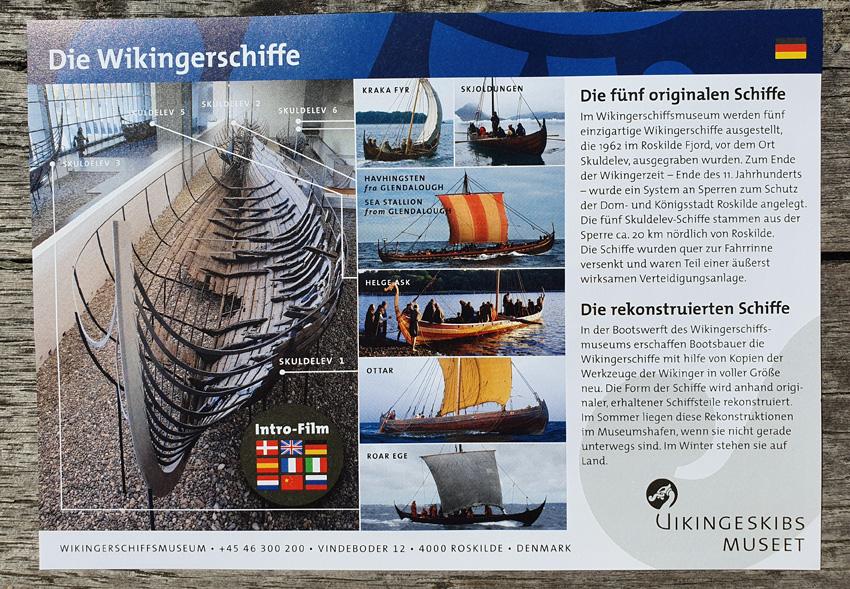 Roskilde Wikingerschiffsmuseum
