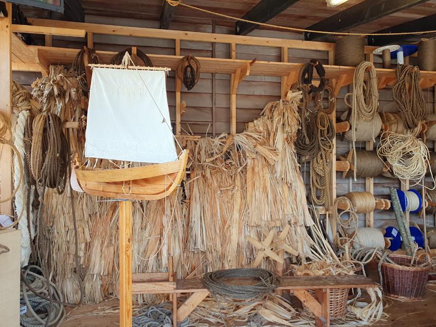 Bootsbau-Werkstätten