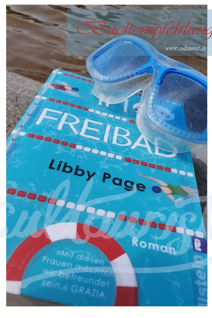 Libby Page Im Freibad